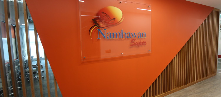 NSL Nambawan Reception Sign